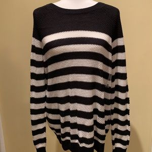 Old Navy Striped Sweater.